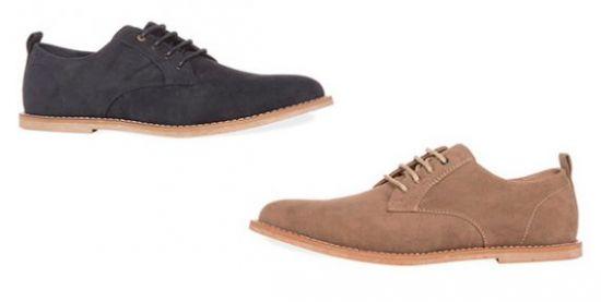 Zapatos safari