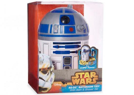 Organizador de baño de Star Wars