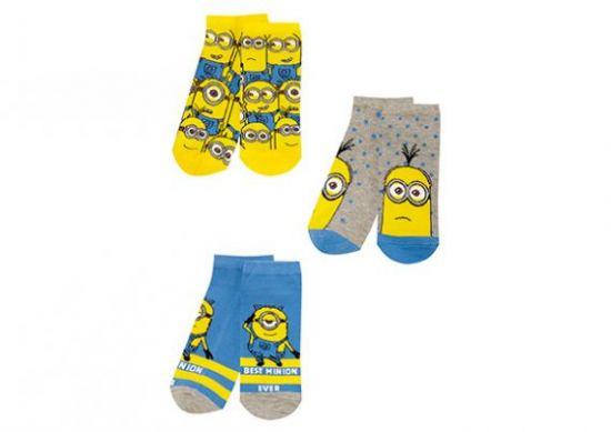 calcetines de Minions