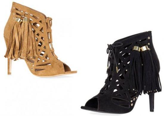 Zapato tacón Ghillie