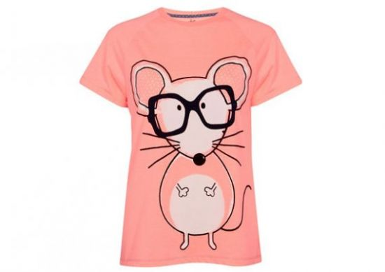 Camiseta de pijama