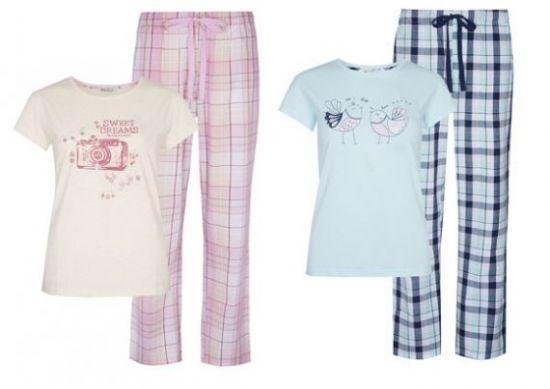 Conjuntos Pijamas