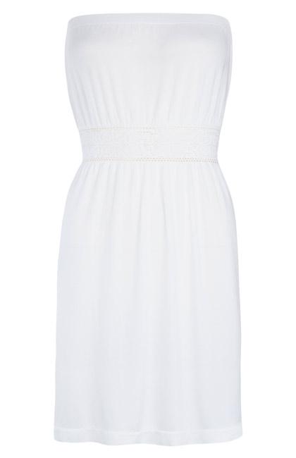 Corto vestido blanco Primark