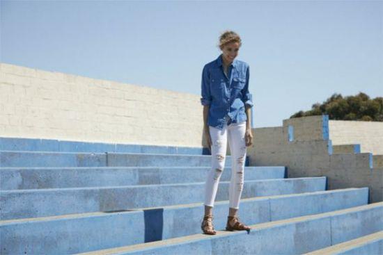 Jean y pantalón Primark de mujer