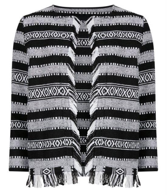 Look de chaqueta Primark alpina