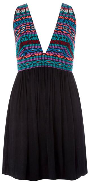 Elegante vestido playero de Primark España