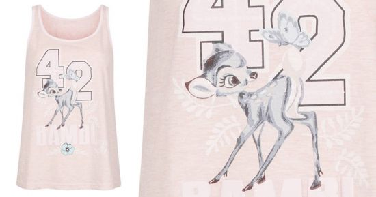 Primark camiseta Bambi