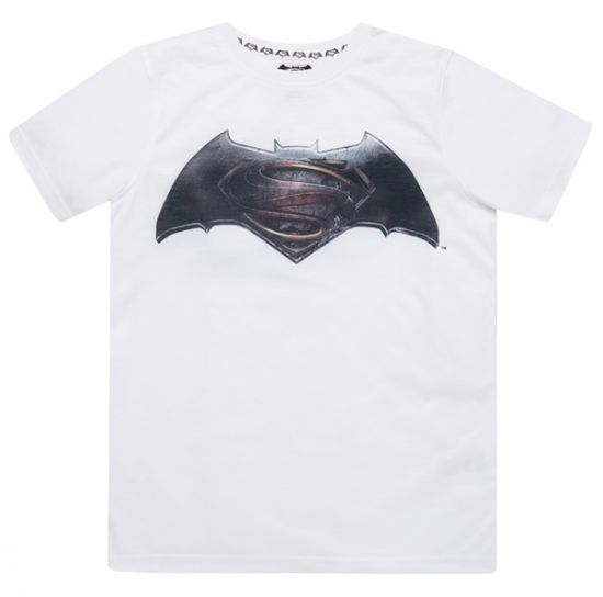 Primark camiseta blanca Batman vs. Superman
