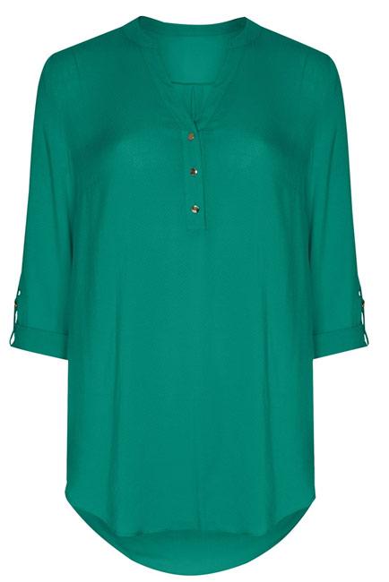 Primark camiseta verde agua