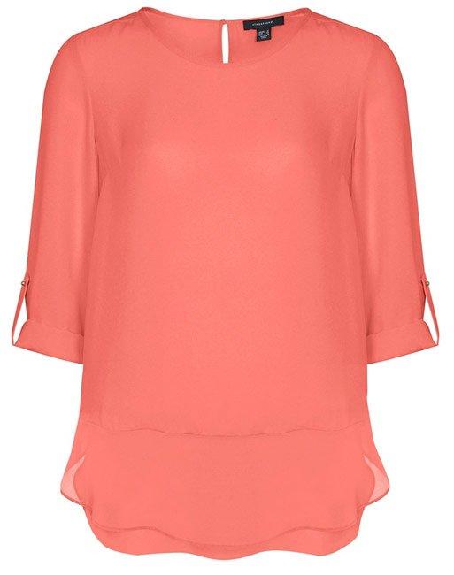Primark camiseta coral