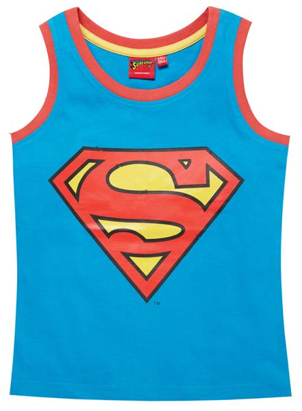 Primark camiseta sin mangas de Superman