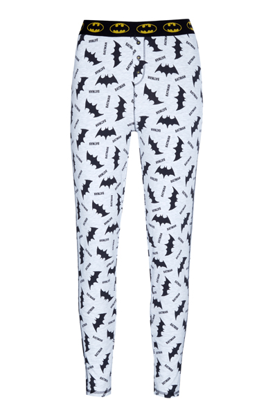 Pijama Primark pantalón diseño Batman