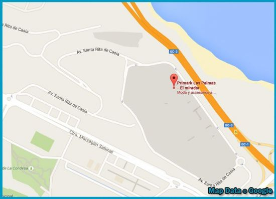 Primark Las Palmas de Gran Canaria