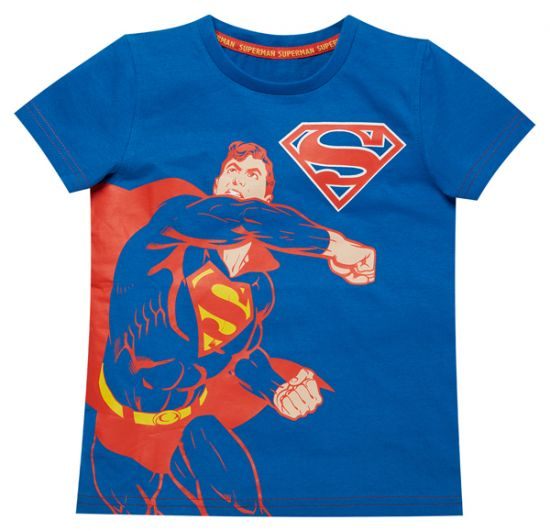 Camiseta Primark superman