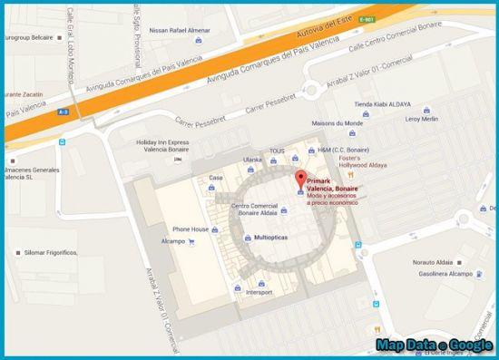 Primark Valencia Centro
