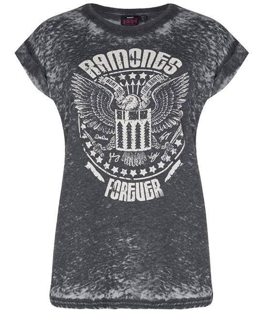 Camiseta Primark Ramones