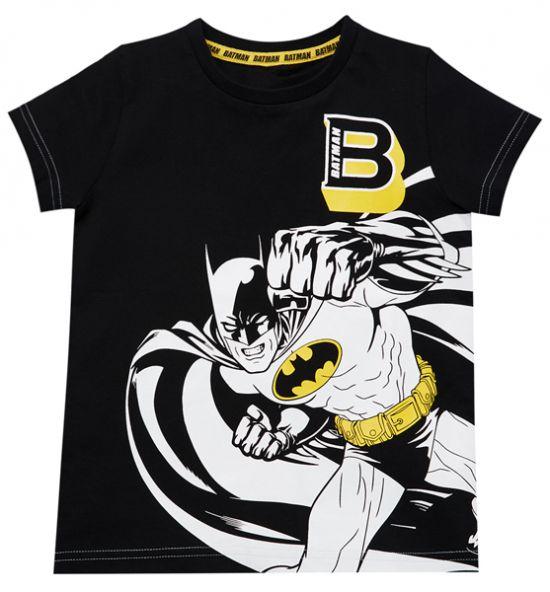 Camiseta Primark negra Batman