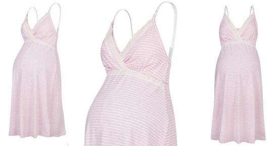 510f34899 Primark vestido premamá corto