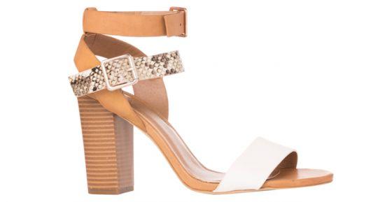 Tacón de zapatos Primark