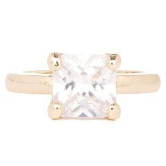 Primark anillo dorado