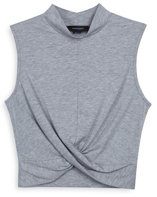 Camiseta sin mangas cruzada Primark