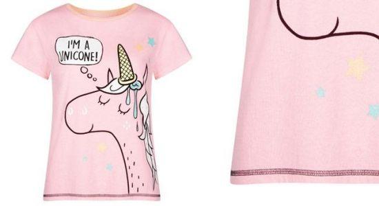 Camiseta de sexo unicornio