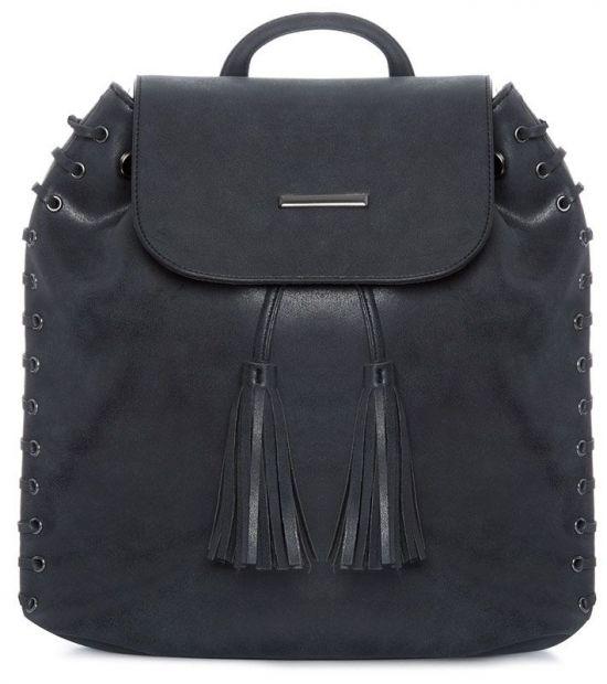 Primark mochila negra