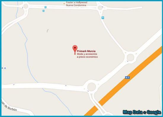 Primark Murcia Nueva Condominia