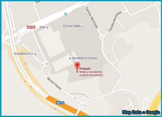 tienda Primark Vigo