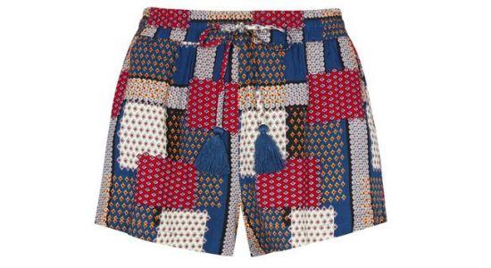 Patchwork Primark pantalones cortos de mujer
