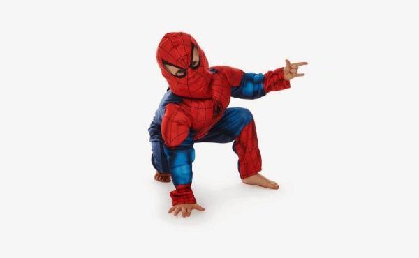 Primark disfraz Marvel Spider Man