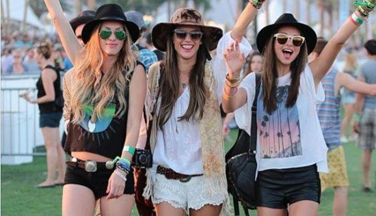 Ropa para Festivales