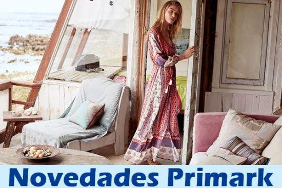 Novedades Primark