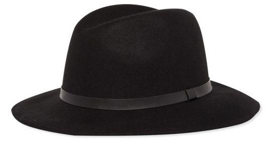 Primark sombrero negro
