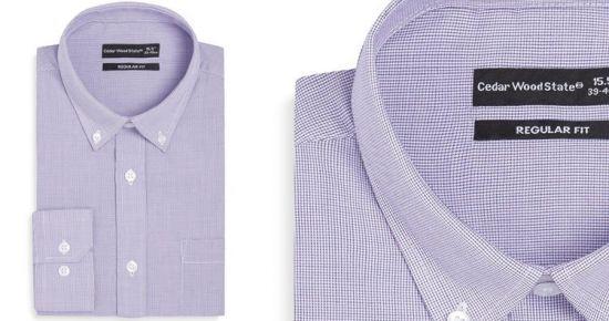 Camisa de oficina de hombre Primark