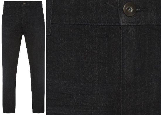 Primark jeans negros de hombre