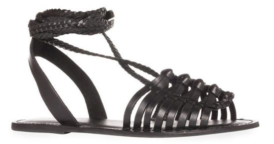 Primark sandalias de cuero