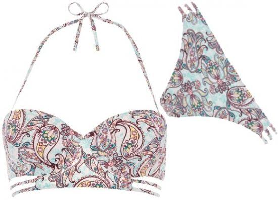 Bikinis Estilo Brasileño Estampado