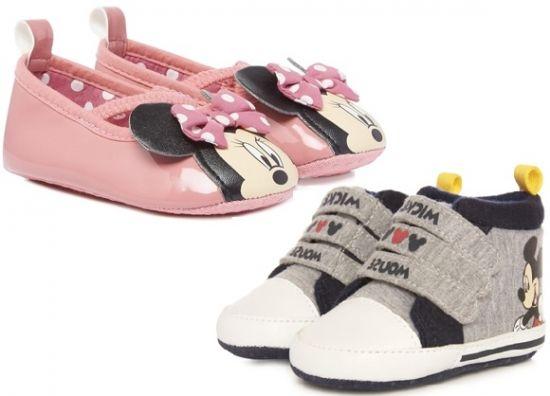 efa51315d Zapatos para niños pequeños en el catálogo de Primark