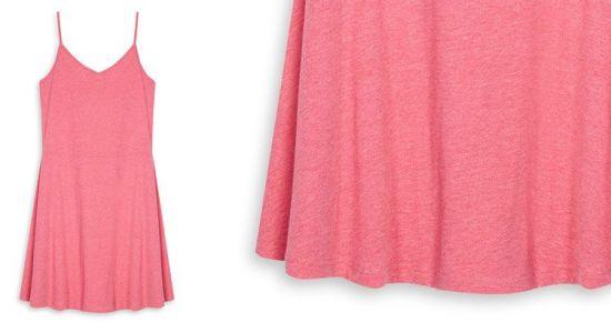 Vestido rosa Primark