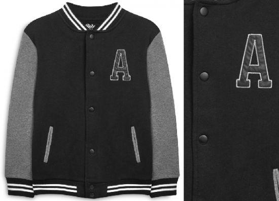 abrigos de niños - Chaqueta de beisbol
