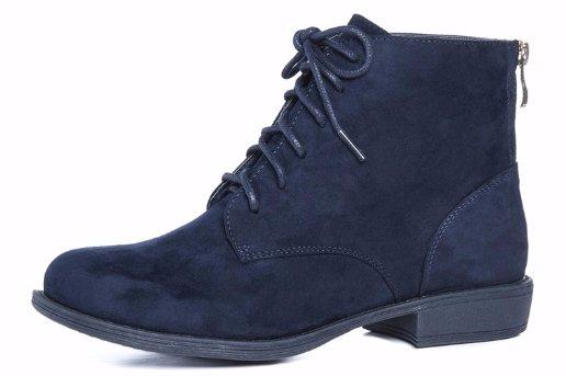bota azul