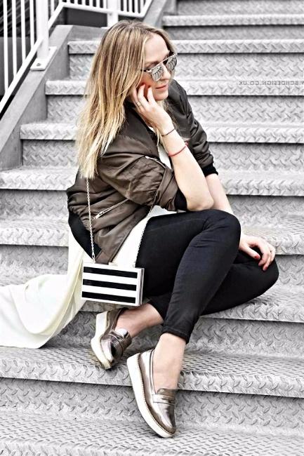 Legging mujer chaquetas