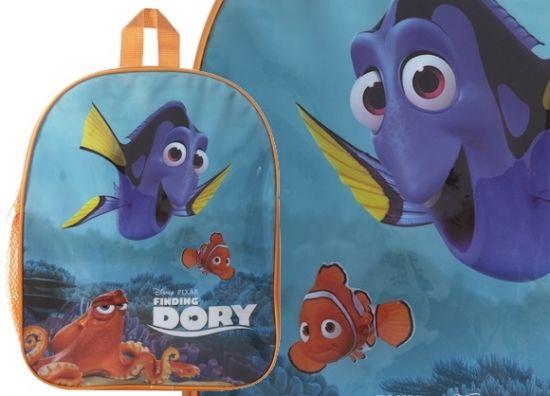 mochila de buscando a Dory
