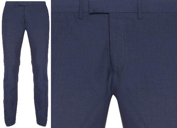 pantalón moderno para hombre