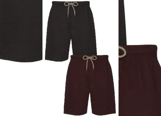 pantalón corto para hombre