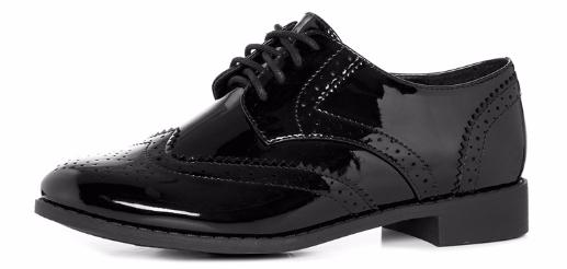 zapatos troquelados