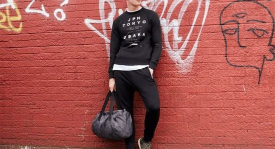 moda urbana hombre