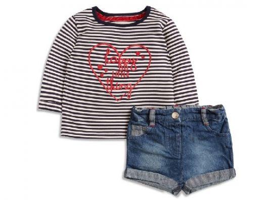 Shorts para mujer top stripi en el cat logo de primark - Primark granada catalogo ...