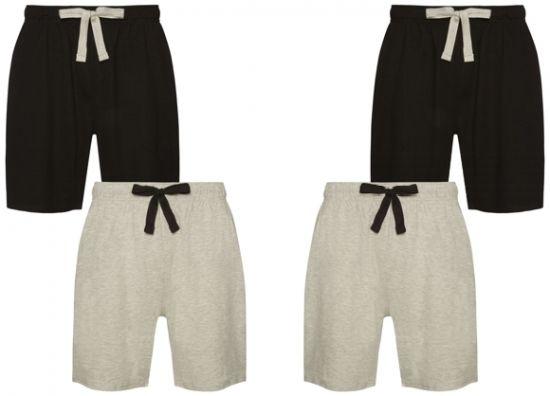 pantalones shorts hombre